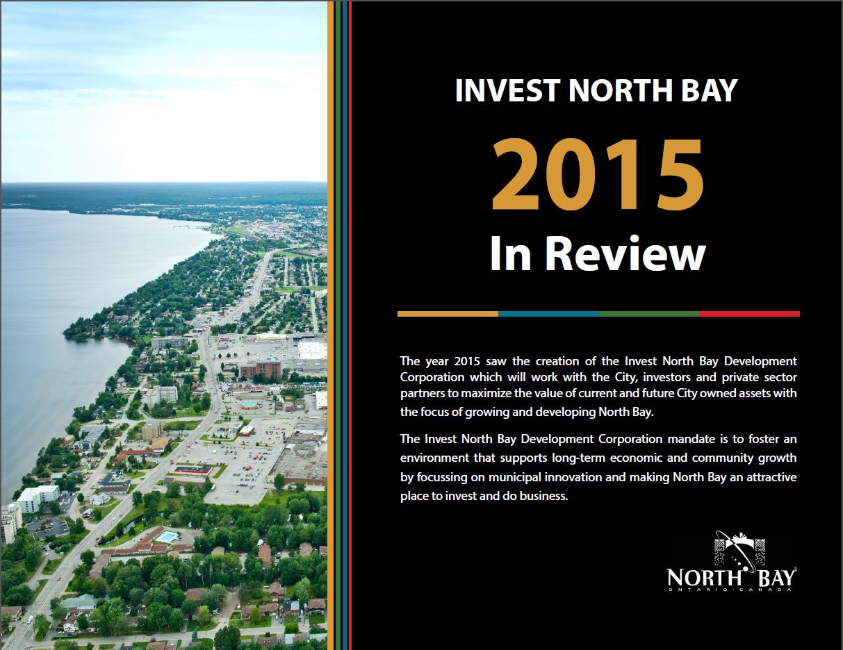 Download Invest North Bay 2015 in review