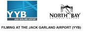 Download Filming at North Bay Jack Garland Airport